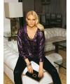 Burda Style | Sequin Top 12/2010 #109