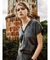 Burda Style | Grommet Top 02/2014 #122