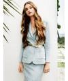 Burda Style | Pencil Skirt with Zip Fly 02/2014#109
