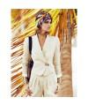Burda Style | Linen Blazer 04/2014 #126