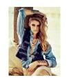 Burda Style   Waistcoat with Piping 04/2014 #125