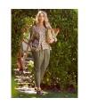 Burda Style | Pleated Trousers (Plus Size) 06/2014 #136