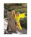 Burda Style | Empire Waist Maxi Dress 06/2011 #118