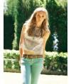 Burda Style | Gathered Crop Top 04/2011#113
