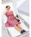 Burda Style | Shirred Dress with Pockets 05/2014 #133