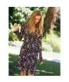 Burda Style | Chiffon Shirt Dress 04/2011#108