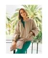 Burda Style | Drawstring Jacket 04/2011#128