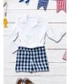 Burda Style | Gingham Shorts 05/2014#149