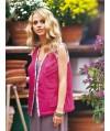Burda Style | Quilted Waistcoat 03/2012#124