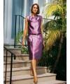 Burda Style | Satin Skirt 04/2011#130