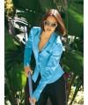 Burda Style   Silk Blouse 04/2011#105