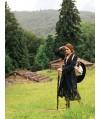 Burda Style | Long Plaid Coat 10/2010#109