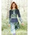 Burda Style | Long Sleeved Paneled Dress 10/2014#101B