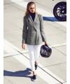 Burda Style   Tweed Blazer 09/2014 #120