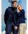 Burda Style | Men's Hooded Jacket 10/2014#132