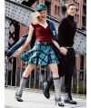 Burda Style | Flounce Mini Skirt 09/2014#104