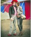 Burda Style | Leather Leggings 08/2010#123
