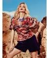 Burda Style | Velvet Shorts 08/2014#110