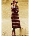 Burda Style | Long 70s Coat 10/2014 #126