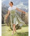 Burda Style | Costume Dirndle Dress 09/2014#128