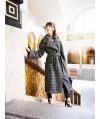 Burda Style | Long Coat with Sash 11/2014 #103