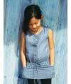 Burda Style | Girls Drawstring Tunic 08/2010 #145