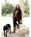 Burda Style   Pea Coat (Plus Size) 11/2010#139