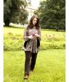 Burda Style | Pleated Tunic (Plus Size) 11/2010#141