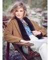 Burda Style   Fur-Lined Parka 01/2016#124